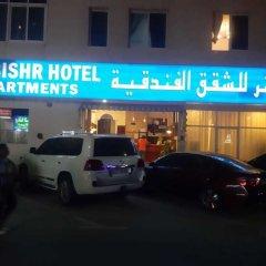 Отель Al Bishr Hotel Apartments ОАЭ, Шарджа - отзывы, цены и фото номеров - забронировать отель Al Bishr Hotel Apartments онлайн парковка