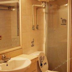Ziyou Zizai Youth Hostel Guangzhou ванная