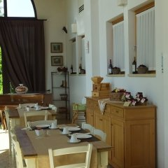 Отель Agriturismo La Risarona Грумоло-делле-Аббадессе в номере