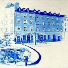 Hotel Am Viktualienmarkt Мюнхен бассейн