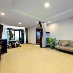 Отель Dusit Buncha Resort Koh Tao комната для гостей