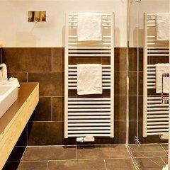 Hotel Burggräflerhof Лагундо ванная