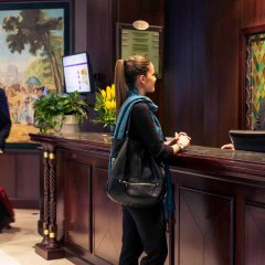 Отель Mercure Madrid Plaza De Espana Мадрид интерьер отеля фото 3
