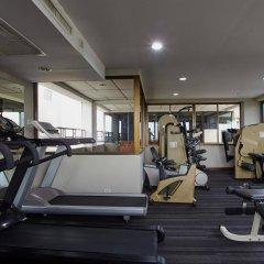 Отель Royal Suite Residence Boutique Бангкок фитнесс-зал фото 2