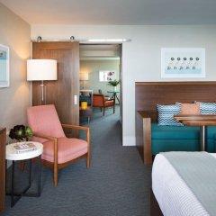 Отель Dream Inn Santa Cruz США, Санта-Крус - отзывы, цены и фото номеров - забронировать отель Dream Inn Santa Cruz онлайн