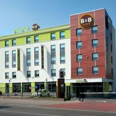 B&b Hotel Warszawa-okęcie Варшава вид на фасад