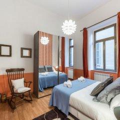 Отель Sweet Inn Apartments - Ambrogio Италия, Рим - отзывы, цены и фото номеров - забронировать отель Sweet Inn Apartments - Ambrogio онлайн комната для гостей фото 5