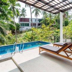 Отель Baan Talay Pool Villa Таиланд, Самуи - отзывы, цены и фото номеров - забронировать отель Baan Talay Pool Villa онлайн бассейн фото 2