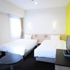 Отель Smile Hotel Utsunomiya Япония, Уцуномия - отзывы, цены и фото номеров - забронировать отель Smile Hotel Utsunomiya онлайн комната для гостей фото 4