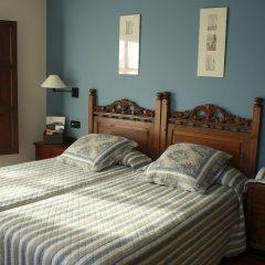 Hotel La Boriza комната для гостей