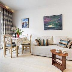 Отель P&O Apartments Bielany 6 Польша, Варшава - отзывы, цены и фото номеров - забронировать отель P&O Apartments Bielany 6 онлайн комната для гостей фото 2