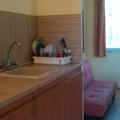 Отель Nimpha Bungalows Варна ванная