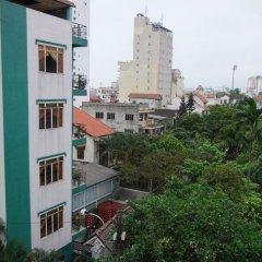 Отель Valentine Hotel Вьетнам, Хюэ - отзывы, цены и фото номеров - забронировать отель Valentine Hotel онлайн балкон