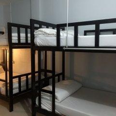 The Metallic Hostel Ланта комната для гостей фото 4