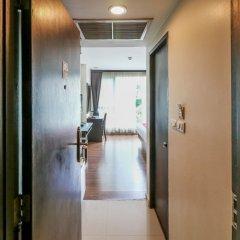 Отель Nida Rooms Nana Le Metro Sukhumvit Soi 4 At Boss Suites Nana Бангкок интерьер отеля
