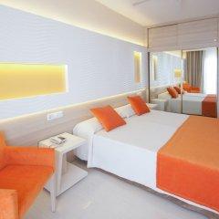 Отель Globales Almirante Farragut Испания, Кала-эн-Форкат - отзывы, цены и фото номеров - забронировать отель Globales Almirante Farragut онлайн комната для гостей фото 5