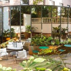 Отель Ibis Brussels Centre Chatelain Брюссель фитнесс-зал