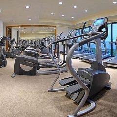 Отель Marriott Cancun Resort фитнесс-зал фото 3