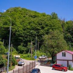 Апартаменты More Apartments na GES 5 (2) Красная Поляна парковка