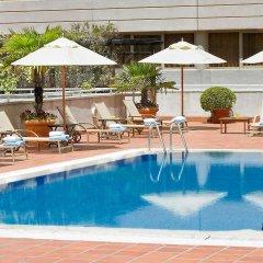 Отель Novotel Madrid Campo de las Naciones бассейн фото 2