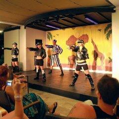 Idas Club Hotel - All Inclusive развлечения