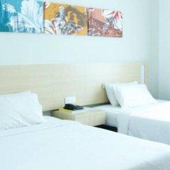 Отель Prescott Hotel KL Medan Tuanku Малайзия, Куала-Лумпур - 1 отзыв об отеле, цены и фото номеров - забронировать отель Prescott Hotel KL Medan Tuanku онлайн комната для гостей фото 5