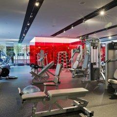 Отель Sofitel Los Angeles at Beverly Hills фитнесс-зал фото 4