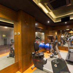 Отель Favori фитнесс-зал фото 2