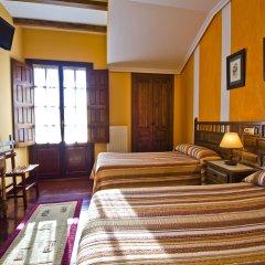Отель Hostería Miguel Ángel комната для гостей фото 4