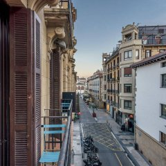 Отель Pensión Ab Domini балкон