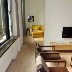 Отель Chambon Suites Brussel Бельгия, Брюссель - отзывы, цены и фото номеров - забронировать отель Chambon Suites Brussel онлайн комната для гостей фото 2