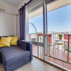 Отель Apartamento Vivalidays Eva Испания, Бланес - отзывы, цены и фото номеров - забронировать отель Apartamento Vivalidays Eva онлайн комната для гостей фото 2