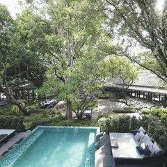 Отель The Raweekanlaya Bangkok Wellness Cuisine Resort Бангкок бассейн фото 3