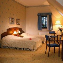 Отель Lezno Palace Польша, Эльганово - 4 отзыва об отеле, цены и фото номеров - забронировать отель Lezno Palace онлайн комната для гостей фото 4