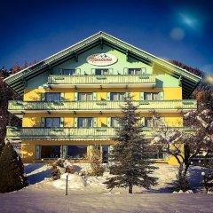 Отель Apparthotel Montana Австрия, Бад-Миттерндорф - отзывы, цены и фото номеров - забронировать отель Apparthotel Montana онлайн вид на фасад
