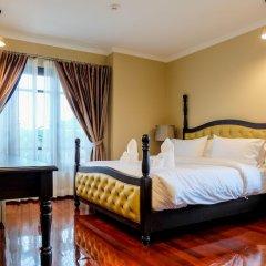 Siri Heritage Bangkok Hotel комната для гостей фото 3