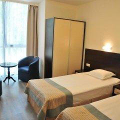 Отель Burgas Free University Болгария, Бургас - отзывы, цены и фото номеров - забронировать отель Burgas Free University онлайн комната для гостей фото 5