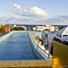 Отель Be Playa Плая-дель-Кармен бассейн