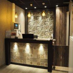 Отель Vivaldi Budget Hotel Нидерланды, Амстердам - отзывы, цены и фото номеров - забронировать отель Vivaldi Budget Hotel онлайн интерьер отеля