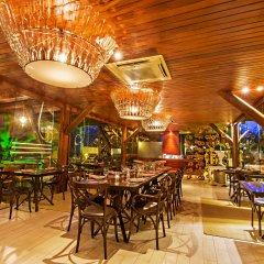 Отель Pousada Triboju питание фото 2