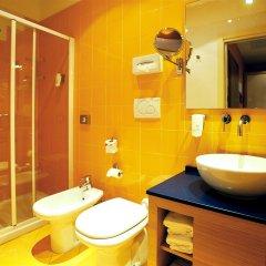 Отель Piemontese Бергамо ванная фото 2
