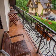Отель Willa Gardenia Закопане балкон