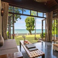 Отель The Emerald Beach Villa 4 Таиланд, Самуи - отзывы, цены и фото номеров - забронировать отель The Emerald Beach Villa 4 онлайн комната для гостей фото 3