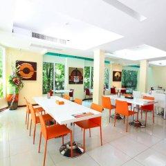 Отель CALYPZO Бангкок питание