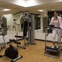Отель Orphey фитнесс-зал