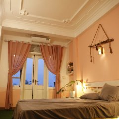 Отель Hanoi Lake View Homestay комната для гостей фото 5