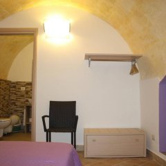 Отель Il Sorriso Dei Sassi Матера удобства в номере