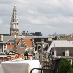 NH Collection Amsterdam Grand Hotel Krasnapolsky балкон