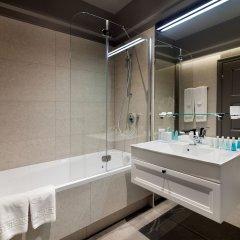 Гостиница Panorama Hotel Украина, Львов - 4 отзыва об отеле, цены и фото номеров - забронировать гостиницу Panorama Hotel онлайн ванная