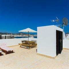 Отель Apartamentos Xereca - Ibiza Port пляж